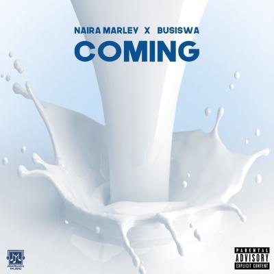 Naira Marley - Coming ft. Busiswa (Prod. Rexxie)