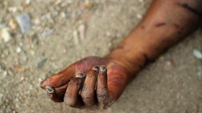 Married Man Beat His Own Wife To Death With Pestle In Bayelsa