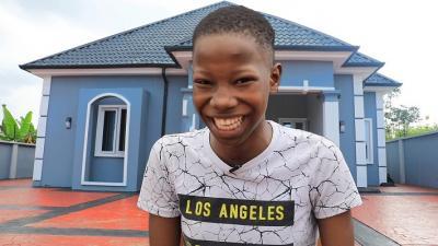 Emanuella Wins Nickelodeon's 'Favorite African Social Media Star'