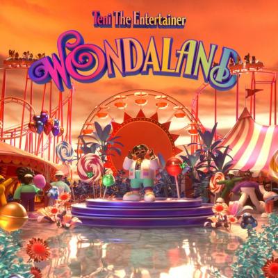 Album: Teni - Wondaland Album ft. Davido