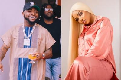 Davido Reacts After Nengi Showed Off the Multi-million Naira Mansion She Bought for Herself