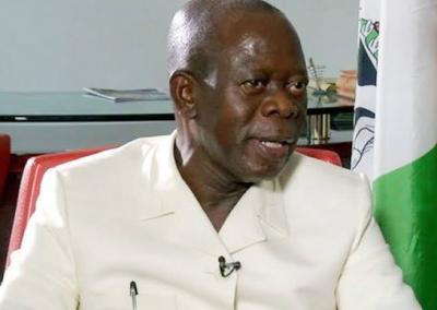Obaseki Insists On Probing Oshiomhole
