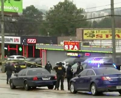 8 People Shot Dead And 2 Others Injured As Gunmen Open Fire In Spas And Massage Parlour