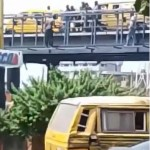 Nigerians Stop Man From Committing Suicide Along Jibowu Bridge in Lagos