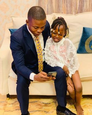 Sad Photos From The Funeral Of Prophet Bushiri's 8-Year-Old Daughter