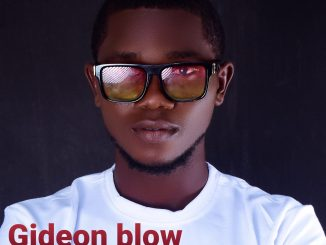 Gideon blow - Bless Me Too