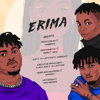 DJ Latitude - Erima ft. Terri x Minz