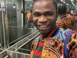 Speed Darlington Cries Out After Being Held Against His Will At The Airport