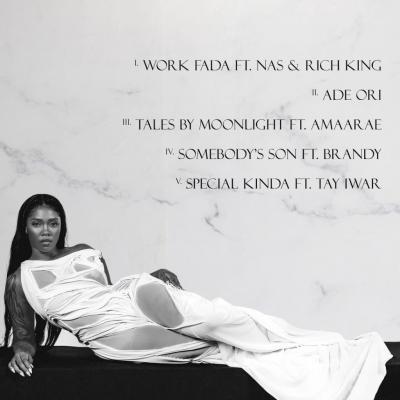 [EP] Tiwa Savage - Water & Garri ft. Nas…
