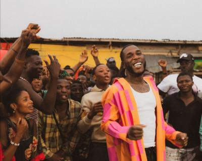 Video: Burna Boy ft. Don Jazzy - Question