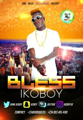 Ikoboy – Bless