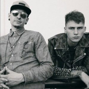 MP3 : Machine Gun Kelly - Numb (Linkin Park Cover)