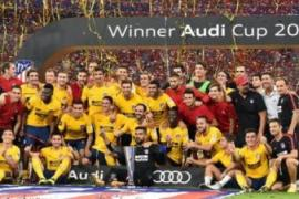Liverpool Lose To Atletico Madrid On Penalties In Audi Cup Final