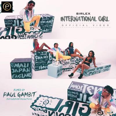 VIDEO: Sirlex - International Girl (Dir Paul Gambit)