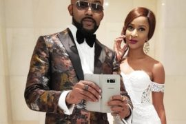 VIDEO: Adesua & Banky W Get Married In Court