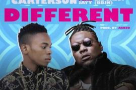 MP3 : Carterson Ft. BBJN (Big Daddy Jayy) - Different