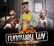 Lyrics: Dr. Spice Ft. Davido & Yonda - Runaway Luv