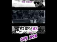 VIDEO: K-Solo - Wish Me