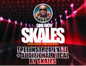Freebeat With Hook: Sing With Skales (Prod By Tmix Zoe Beats)