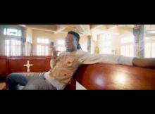 VIDEO: Larry Gaaga - Man No Be God ft. Charass