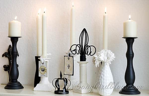 More Than 25 Inspirational Ideas To Decorate Your Mantel
