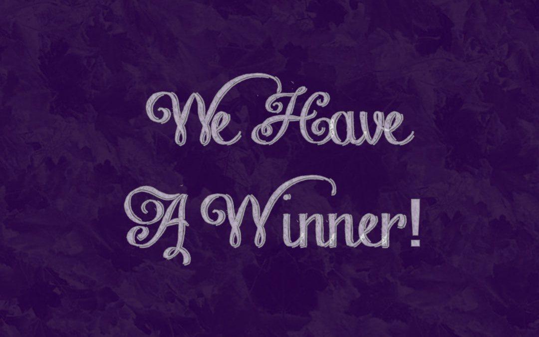 The Fat Quarter Bundle Winner is…UPDATED!!!