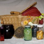 Food storage is key to self-sufficiency