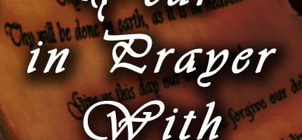 "Book Launch Celebration!  ""A Year in Prayer With Jesus"" Aug 1st to Aug 30th"
