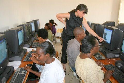 Songdove in Rwanda