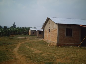 Songdove Books - Rwandan buildings