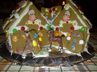 Songdove Books - Gingerbread Barn - Colts