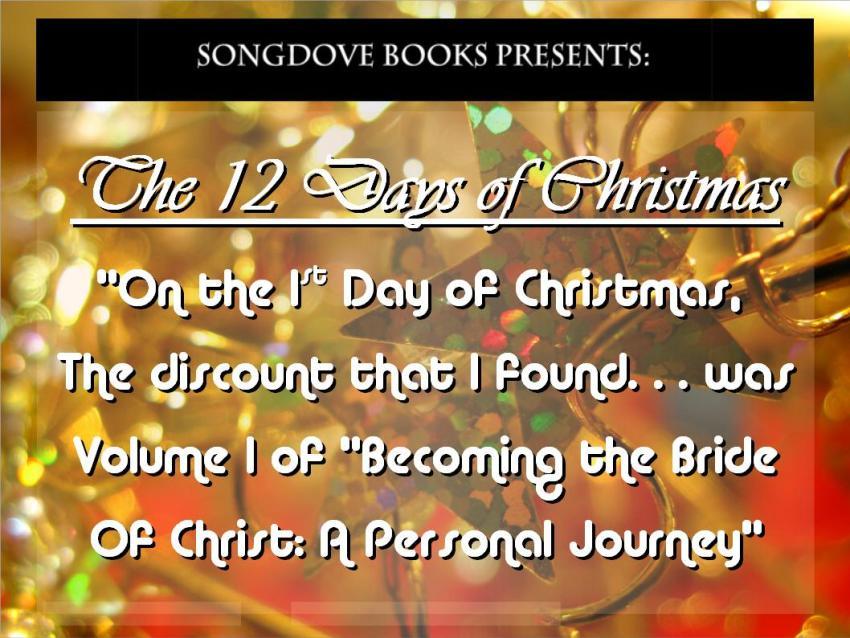 Songdove Books - !2 Days of Christmas vol 1