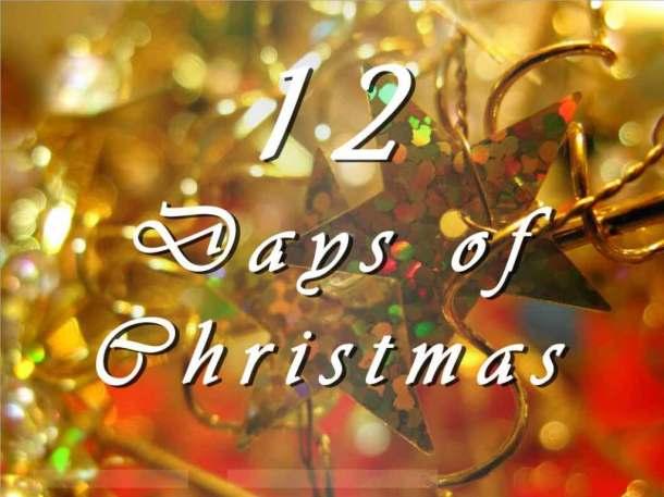Songdove Books 12 Days of Christmas