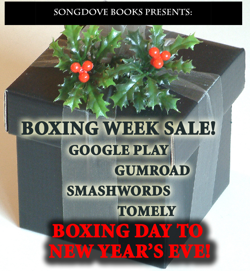 Songdove Books - BOXING WEEK SALE