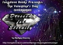 Songdove Books - Valentine's Week Promotion - Dressed for Eternity