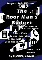 Songdove Books - The Poor Man's Budget - BookCoverFront