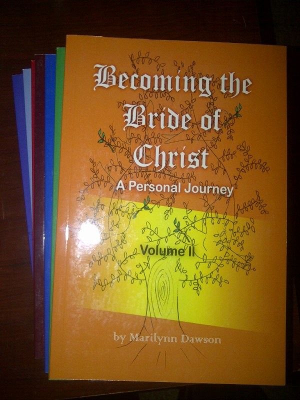 Songdove Books - Becoming the Bride of Christ: A Personal Journey -Volume 2