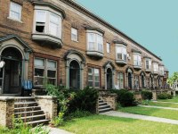 Songdove Books - Rowhouses