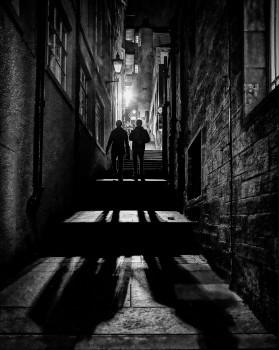Songdove Books - Darkened Ally