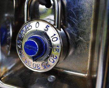 Songdove Books - Combination Lock