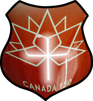 Canada 150 - Shield, Songdove Books
