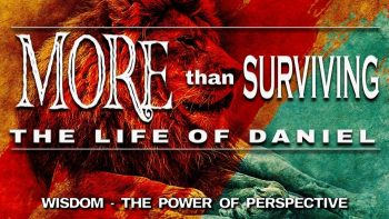 More Than Surviving - Evangel Church Kelowna