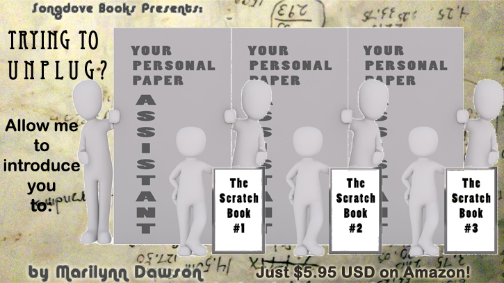 Your Personal Paper Assistant by Songdove Books