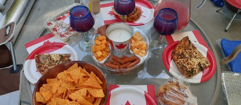 Canada Day Lunch 2021