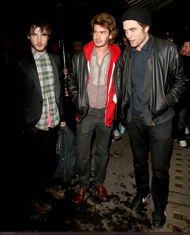Au Vogue Dinner à Londres ( le 6/02/2009 )