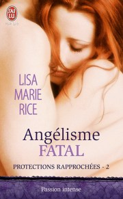 Angélisme Fatal de Lisa Marie Rice