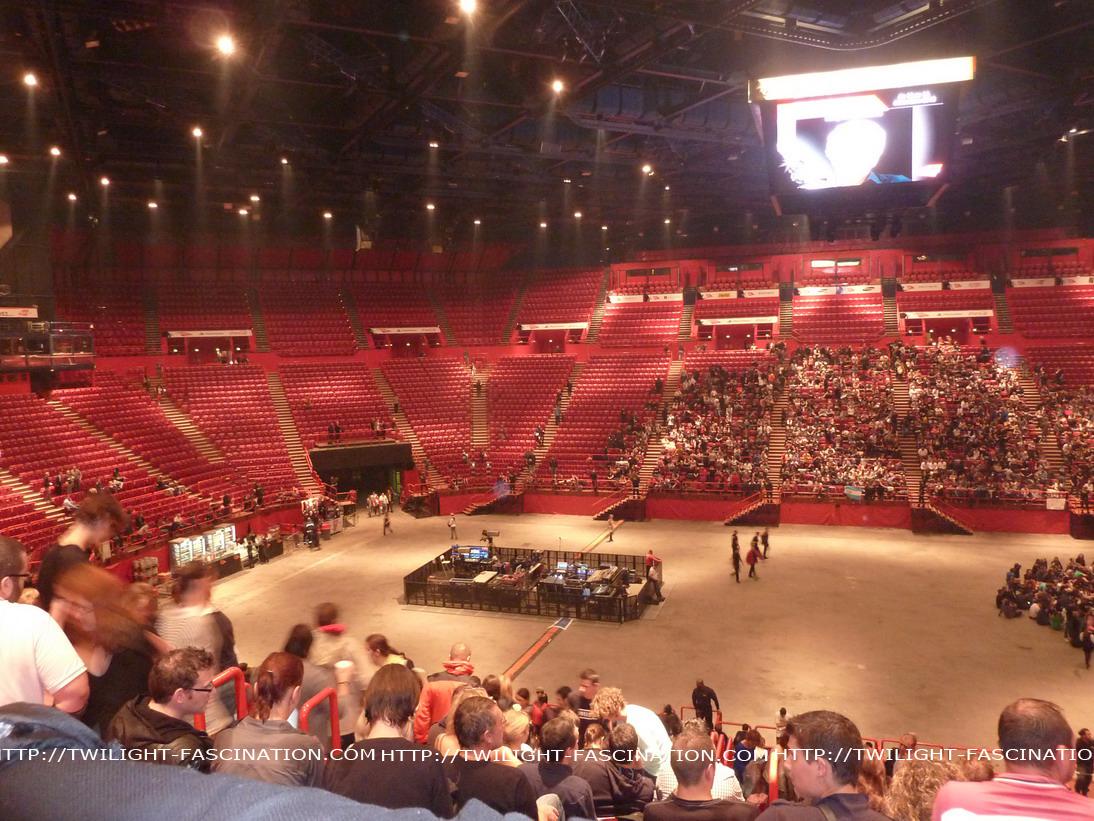 Muse à Bercy Le 18/10/2012 - Sans Trompettes Ni Tambours