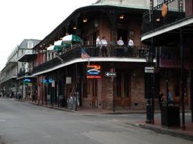 Bourbon Street / Nouvelle Orléans - Photo Prise en 2008