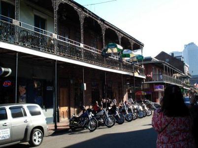 La Nouvelle Orléans, Fief d'Acheron et des Dark-Hunters (Le cercle des Immortels)
