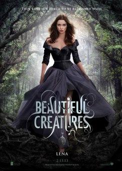 Beautiful Creatures_Lena poster
